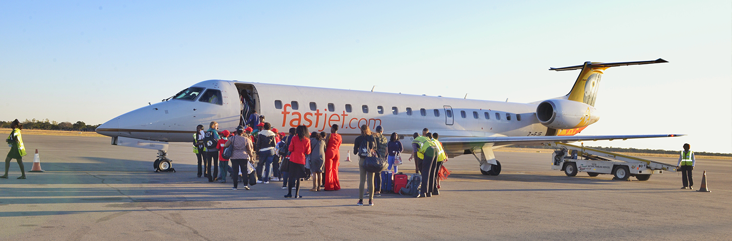 fastjet  - Africa's Low-Cost Airlines
