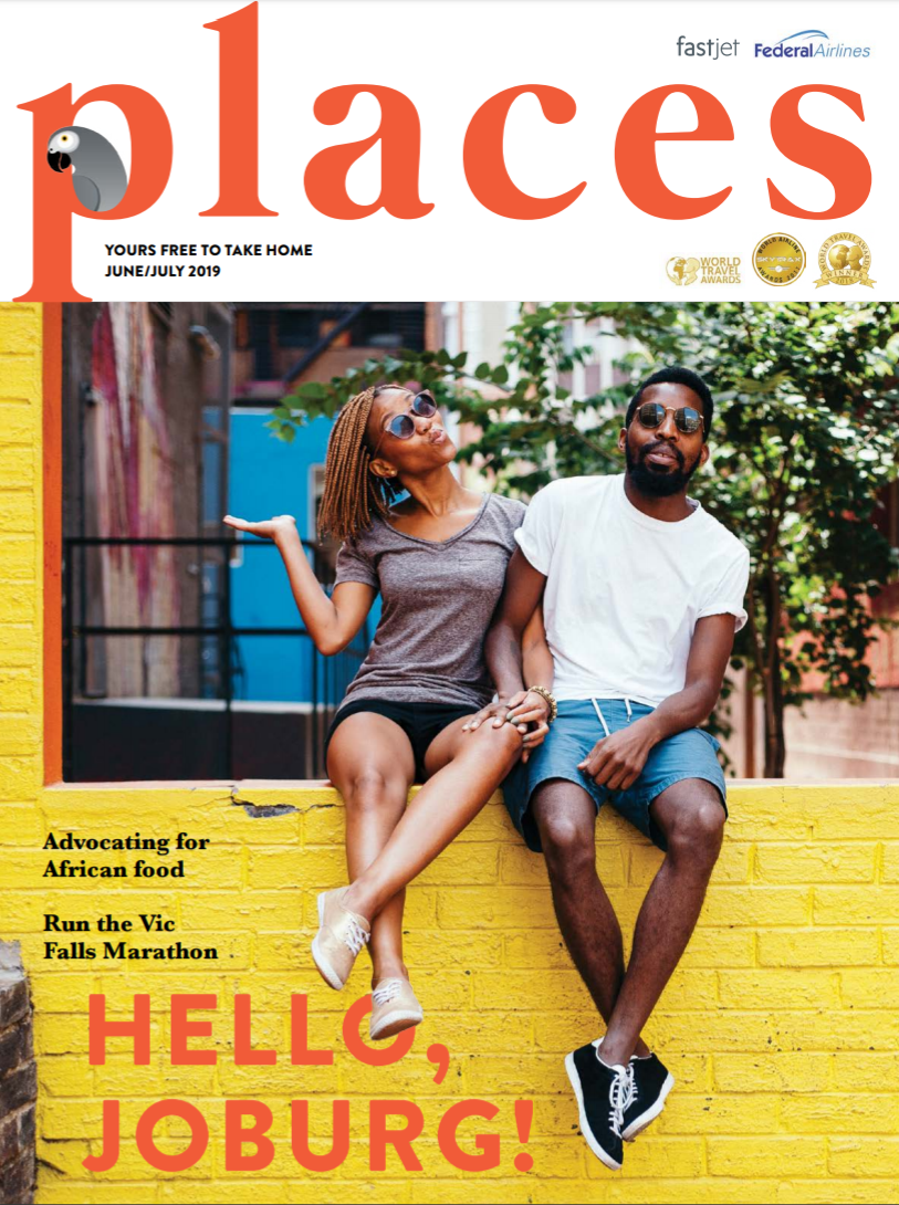 Places June 2019