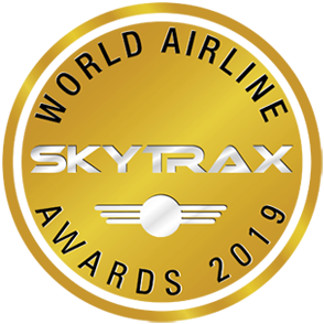 Skytrax Low-cost airline winner 2019